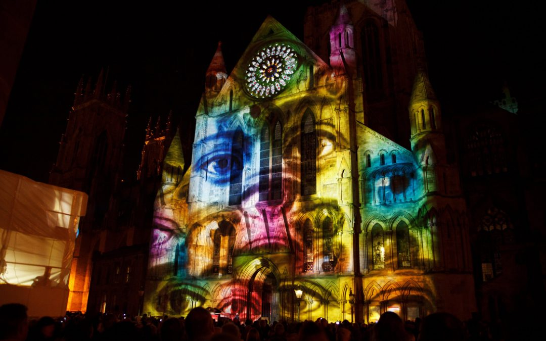 The History of Projection Mapping